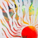 Fargenes sol 50x100 cm