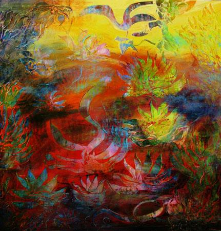 Fri Inspirasjon 120x120 cm