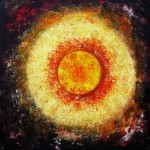 Solskinnsdag 80x80 cm