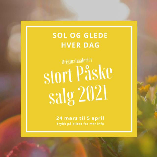 Påske salg 2021