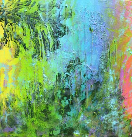 Twilight Rainbow II 50x50 cm