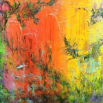 Twilight Rainbow 50x50 cm
